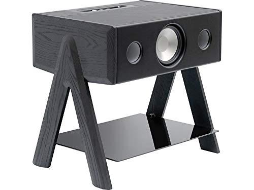 La recinto Concept–Cube Black LW–Altavoz inalámbrico Bluetooth Hi-Fi