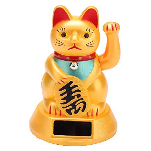 Diyeeni Afortunado Chino del Gato de Alto Calidad,Gato de Bueno Suerte,Lucky Cat Tiene Poder Mágico para Hacerse Muy Rico,Apto para en su Casa/Tienda/Oficina