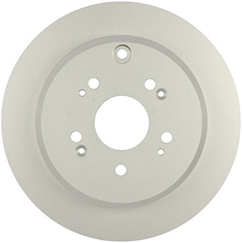 Bosch 26011447 QuietCast Premium Disc Brake Rotor For 2007-2012 Acura RDX and 2005-2012 Honda CR-V; Rear