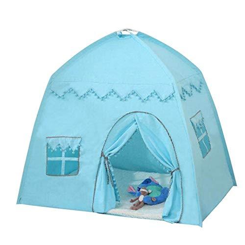 Goodvk Tienda Infantil Tienda Infantil Plegable Tiendas de niños Portátiles Tiendas de Juegos para bebés Grandes Casa Niños Flores Little House Cumpleaños Regalo Regalos para Niños