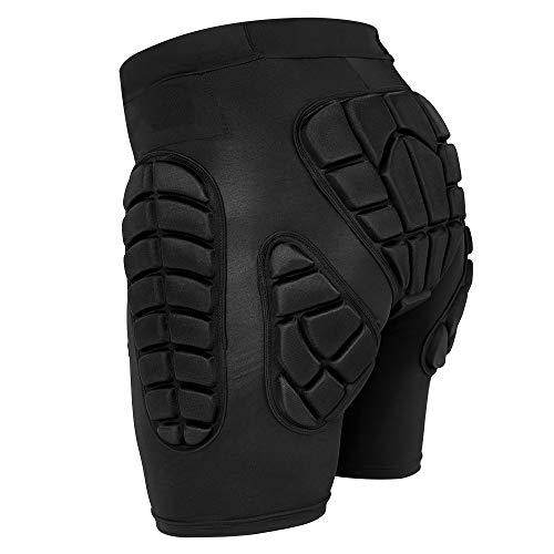 Aeike Short de Protection Hip Pad Pantalon de...