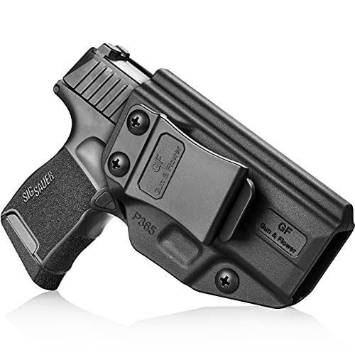 IWB Holster Compatible with Sig P365, P365 SAS, P365 Micro,...