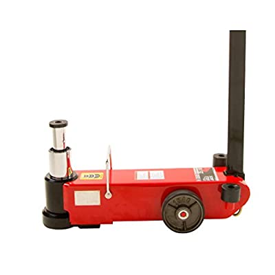 AFF Two/Three Stage Air/Hydraulic Axle Jack (Various Capacity: 25/10 Ton to 80/50 Ton)