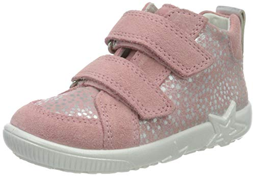 Superfit Baby Mädchen Starlight  Lauflernschuhe Sneaker,  Pink (Rosa 55),  26 EU
