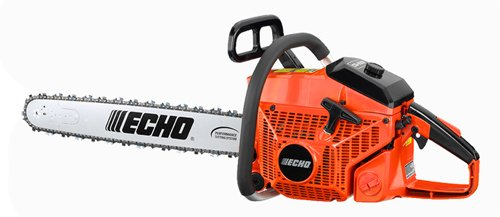 Echo Chainsaw CS-800P with 27' Bar