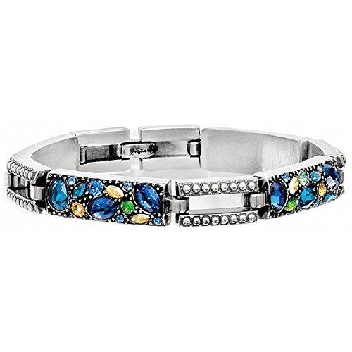 Brighton Trust Your Journey Link Swarovski Crystal Bracelet