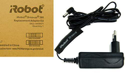 iRobot 4408471 Braava 380 380T 390T Serie Europäischer Netzteil
