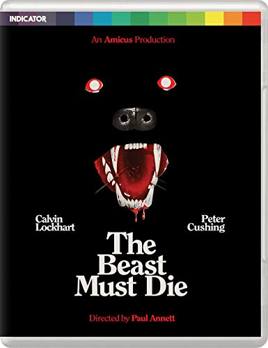 The Beast Must Die (Limited Edition) [Blu-ray] [2020]