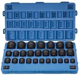 grey pneumatic 1 4 socket set