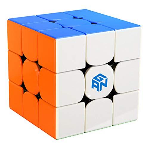 WANDE 56Mm De Tercer Orden Cubo De Rubik, El Cubo Especial para Juegos De Color, Estudiantes De Puzzle Giro Velocidad De Tercer Orden Cubo De Rubik