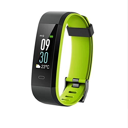 Garen Fitness Tracker HR, Activiteit Tracker Horloge met Hartslagmonitor, Waterdichte Smart Fitness Riem met Step Counter, Calorie Counter, Kind Vrouwelijke en Mannelijke Stappenteller Horloge