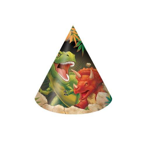 Creative Converting Dino Blast kinderfeestje, 8 stuks