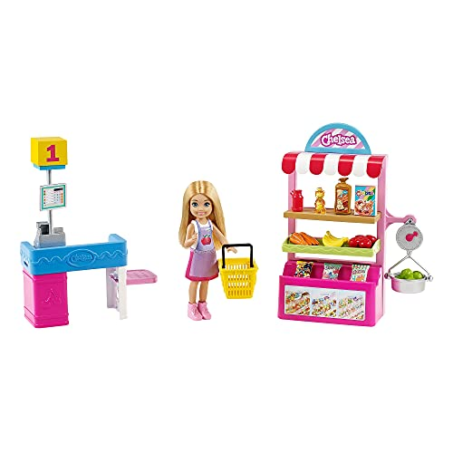 barbie chelsea camper set fabricante Barbie