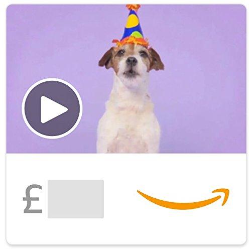 Woofy Birthday (Animated) - Amazon.co.uk eGift Vouch