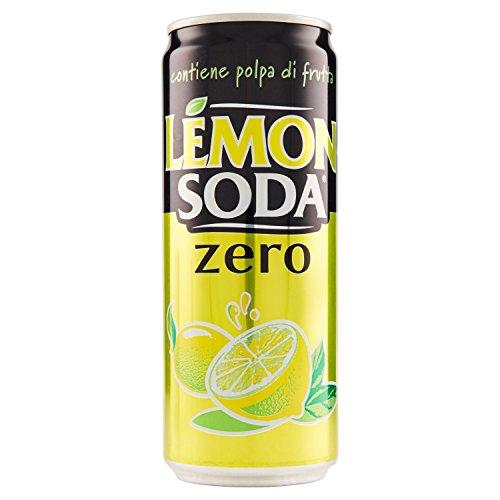 Lemon-Soda Bibita Zero Zuccheri, 33cl