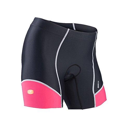 Sugoi Women's RPM Tri Shorts, Bright Rose, Large