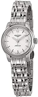Longines Saint Imier Silver Dial Stainless Steel Ladies Watch L22634726
