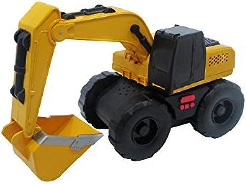 disfruta ahorrando 30-50% de descuento CAT CAT CAT Big Builder Excavator Vehicle Playset by Caterpillar  hasta un 50% de descuento