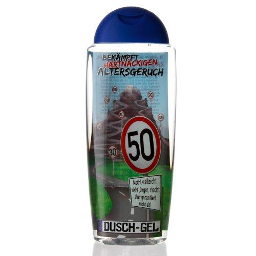 Lustapotheke® Duschgel gegen Altersgeruch zum 50. Geburtstag