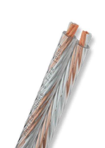 Oehlbach Rattle Snake 6 - luidsprekerkabel - 6 mm2 - zonder stekker - zonder stekker - 1m - zilver, koper (1086)