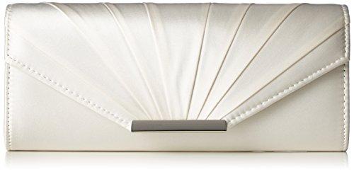 Picard Damen SCALA Clutches, Weiß (Creme), 23x10x3 cm