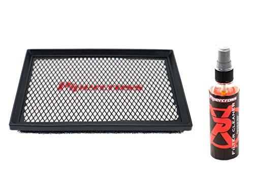 Pipercross Luftfilter+Reiniger kompatibel mit VW Golf VII/Sportsvan 5G / AM1 1.5 TSi 130/150 PS 04/17-