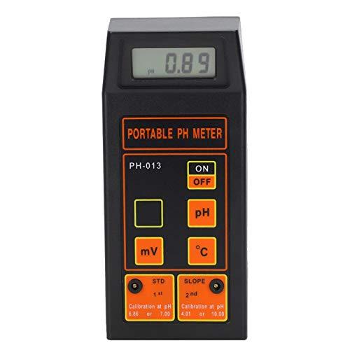Wasserqualitätsmonitor, ORP/PH-Temperaturmesser, Niederspannungsaufforderung für bodenfreie Kultur-Spa- und Aquarium-Labor-Schwimmbäder