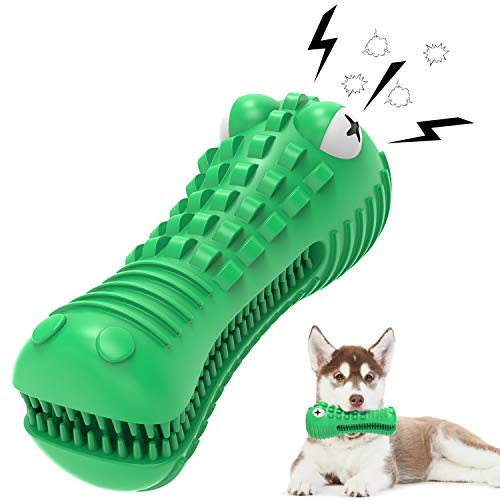AIMPIRE Dog Toy Dog Chew Toys for Aggressive Chewers Large Breed Medium Large Dog Toy Tough Dog Toy Almost Indestructible Dog Teething Toys