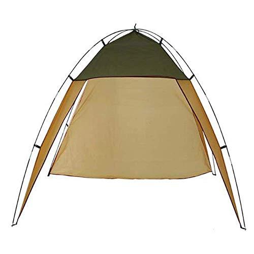 Generic Brands 2 x 2 m tragbares Strandzelt Outdoor Pavillons Anti Wasserdicht Garten Schatten Zelt Sonnenschutz Instant Sonnenschirm für Camping Angeln Strand