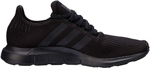 adidas Herren Swift Run Fitnessschuhe, Schwarz Black Aq0863, 44 EU