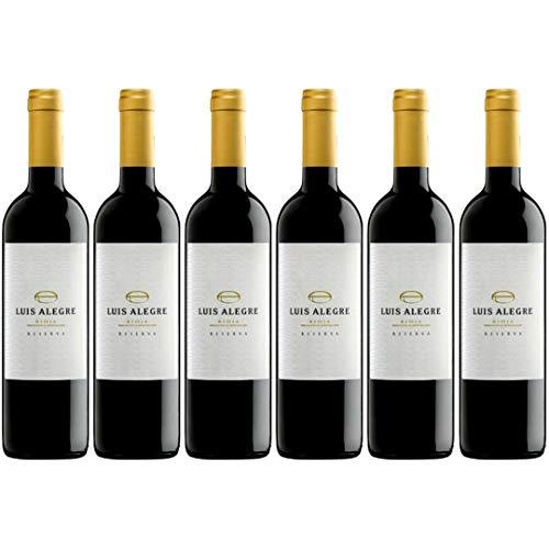 Luis Alegre Reserva  - Vino tinto - 6 Botellas - 4500 ml