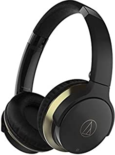 Auriculares AUDIO-TECHNICA ATH-AR3BT Color Negro, de Diadema, Bluetooth