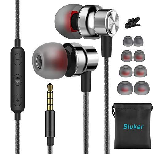 Blukar -  In Ear Kopfhörer,