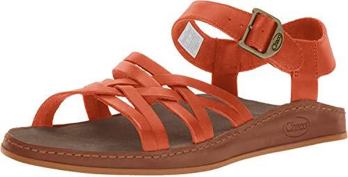 Chaco Women's Fallon Sandal, Sand, 7 Medium US