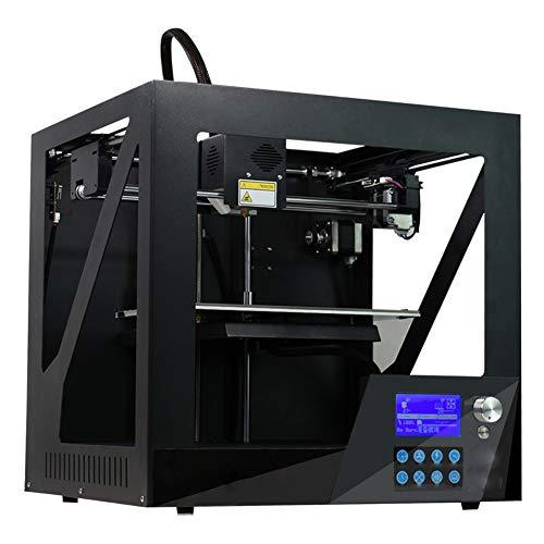 H&1 Imprimante 3D avec L'impression De CV, Plate-Forme De Levage Chauffage Intégré Axe XY Et Extrudeuse Haute Performance, La Taille d'impression 235 * 200 * 200Mm