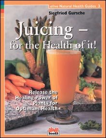 Save %14 Now! Tribest Juicers GPBSG02 Juicing for The Health of It, by Sigfried Gursche