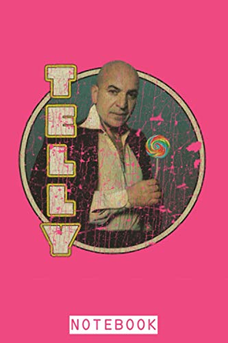 Telly 1975 Notebook: Lined College Ruled Paper, Journal, Matte Finish Cover, 6x9 120 Pages, Diary, Planner