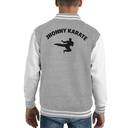 Cloud City 7 JEhry Karate Parks and Rec Kid's Varsity jas