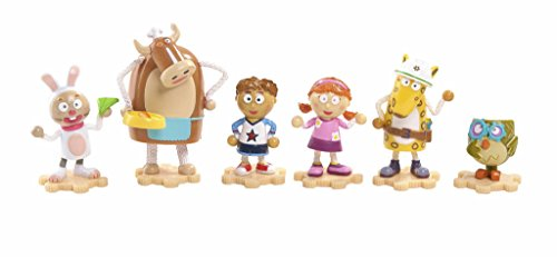 Tickety Toc - Pack con Figuras coleccionables (Famosa 700011753)