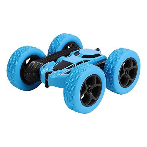 Hunpta - Coche de control remoto para acrobacias a control remoto, 360° con doble cara volteadas a control remoto, camiones giratorios para Navidad, cumpleaños y juguetes para niños de 6 a 12 años