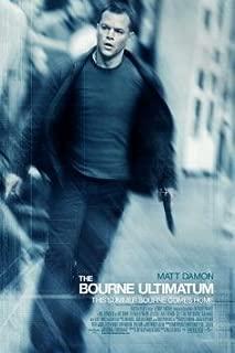 Tommy Lee Jones Julia Stiles v2 24x36 Jason Bourne Movie Poster - Matt Damon