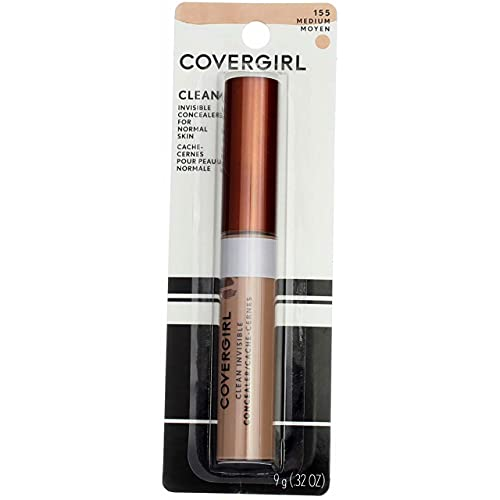 Best covergirl invisible concealer