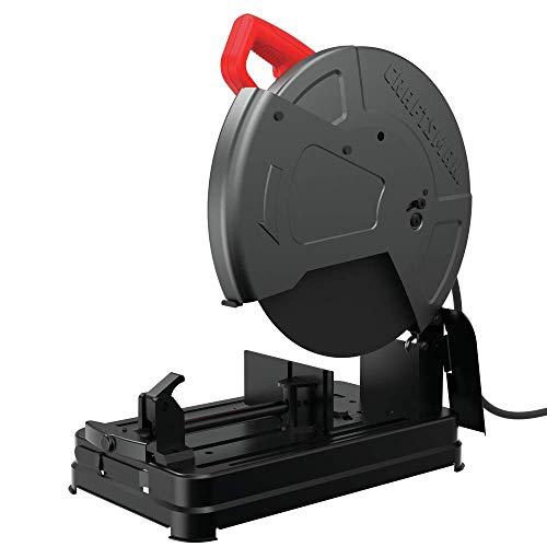 CRAFTSMAN Chop Saw, 15-Amp, 14-Inch (CMEM2500)