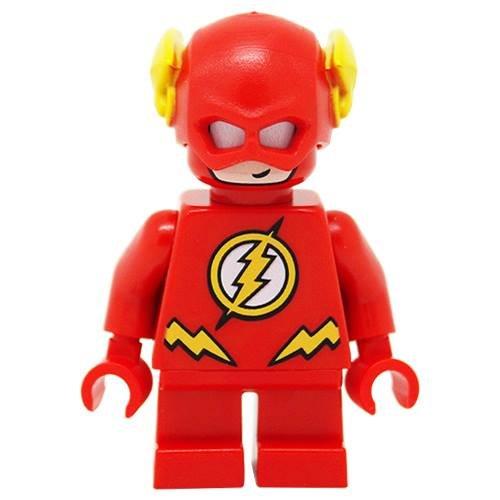 Lego DSuper Heroes The Flash minifigura de 76063 Mighty Micros