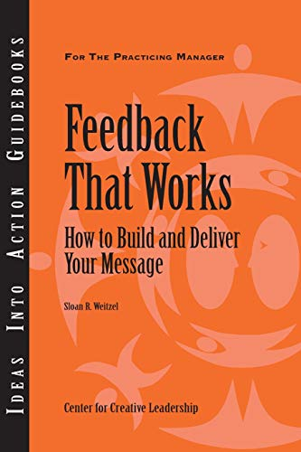 Feedback That Works: How to Build and Deliver Your Message (Arabic Edition)