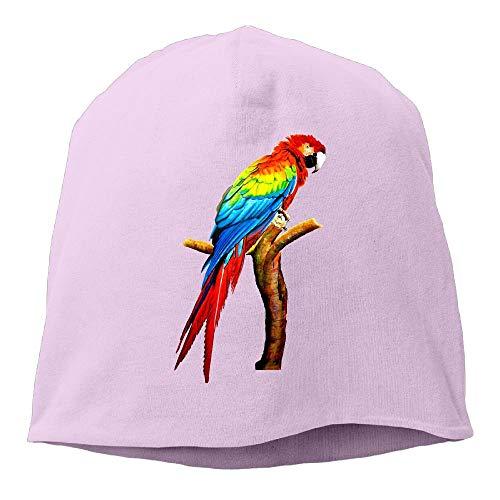 Wwoman Bonnet en coton doux pour perroquet Unisexe Taille unique