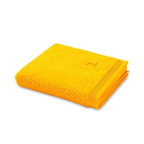 möve Superwuschel Handtuch 50 x 100 cm aus 100% Baumwolle, gold