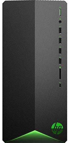 HP TG01-1003na Computadora de escritorio, Intel Core i5-10400F hasta 4.3GHz, Nvidia GeForce GTX 1660 Ti 4GB, 16GB DDR4, SSD NVMe 1TB, inalámbrica 11ax y Bluetooth 5.0, Windows 10 Pro (Reacondicionado)