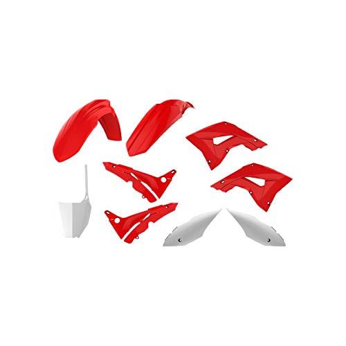 Motodak Kit Plastique POLISPORT Restyle Couleur Origine Honda