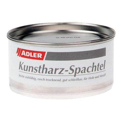 Kunstharz-Spachtel 400g Weiß Universalspachtel Innen und Außen